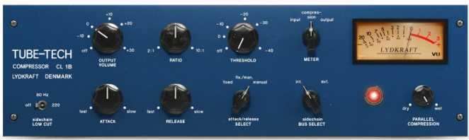 压缩器 CL 1B v2.5.9