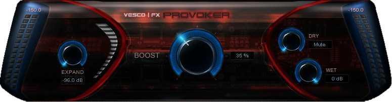 VescoFx Provoker VST v1.0-fsh x86 优秀到几乎人人都见过的效果器插图