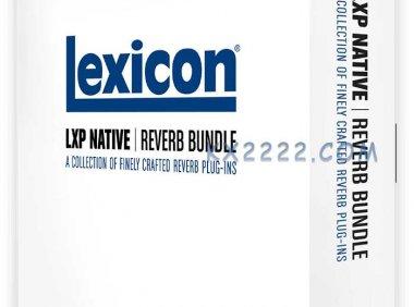 混响 Lexicon LXP Native Reverb v.1.1.2