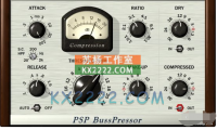 压缩器 PSP BussPressor v1.1.0
