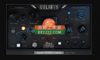 激励器 Tone.Empire.Goliath.v1.1.0