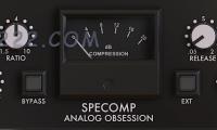 压缩器 Analog Obsession SPECOMP v1.0.0