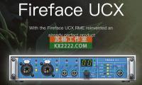 RME Fireface UCX声卡驱动