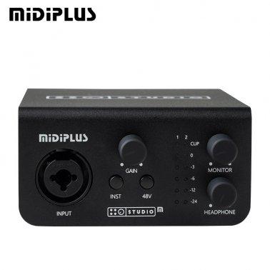 MIDIPLUS STUDIO-M PRO 外置专业声卡