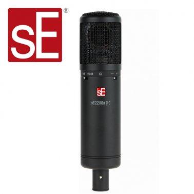 sE Electronics 2200A II C 大振膜电容话筒