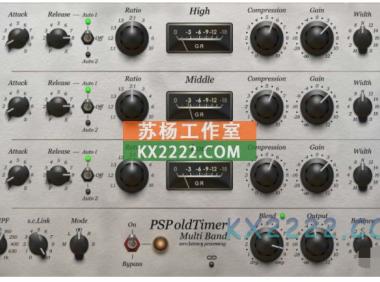 压缩器 PSP oldTimerMB v1.1.0