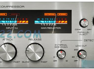 压缩器 Softube.Compressor.v2.5.9