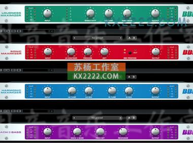 激励器 BBE Sound Sonic Sweet 4.2.0