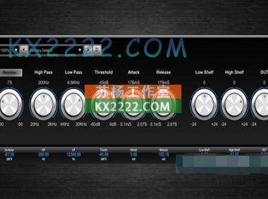 降噪 King OZ DSPplug omega gate v1.2