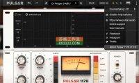 压缩器 Pulsar Audio 1178 V1.0.9