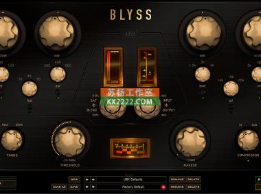 综合 Kush Audio Blyss v1.0.1