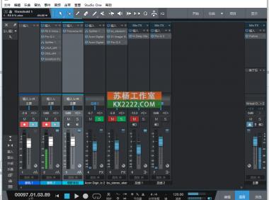 Studio One v5.3.0-RET