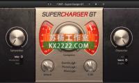 电子管压缩器 Native.Instruments.Sueprcharger.GT.v1.4.0