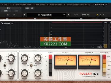 压缩器 Pulsar.Audio.1178.v1.1.1
