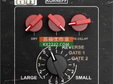混响 Micro Digital Reverberator v1.0.0