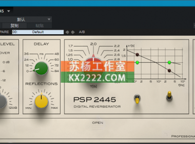 混响 PSPaudioware.PSP.2445