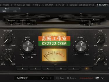 磁带机 Tone.Empire.Reelight.Pro.v1.0.5